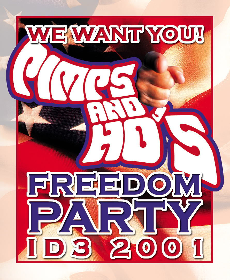 Pimps and Ho's Freedom Party