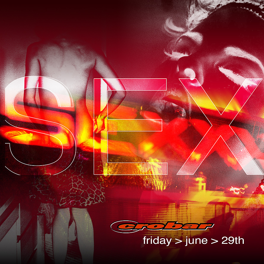 Friday Sex at Crobar