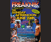 Freaknik After Party at Mad House - tagged with mad house
