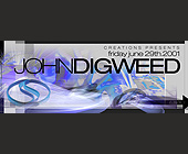 John Digweed at Club Space - Downtown Miami Graphic Designs