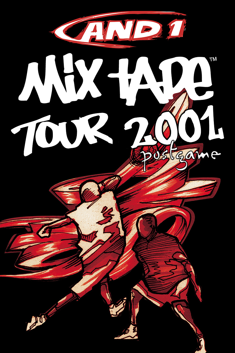 And One Mixtape Tour