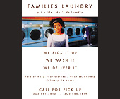 Families Laundry Call for Pick Up - tagged with 866