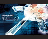 The Groove Saturday Nights - tagged with glow