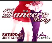 The Dancers Party at Blue Hall - created June 04, 2001