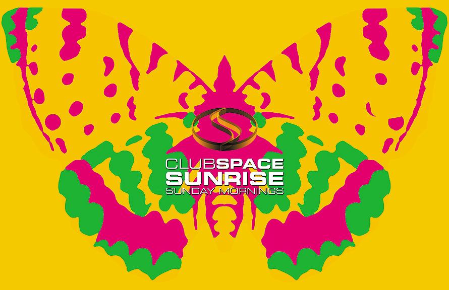 Sunrise at Club Space