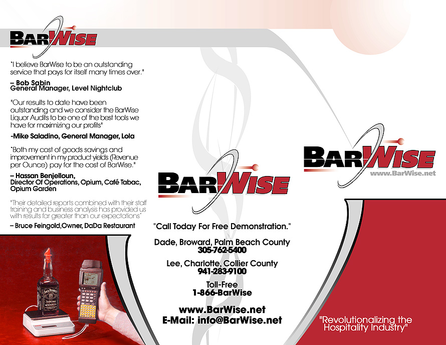 BarWise Liquor Inventory Service