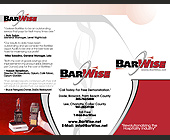BarWise Liquor Inventory Service - created June 07, 2001