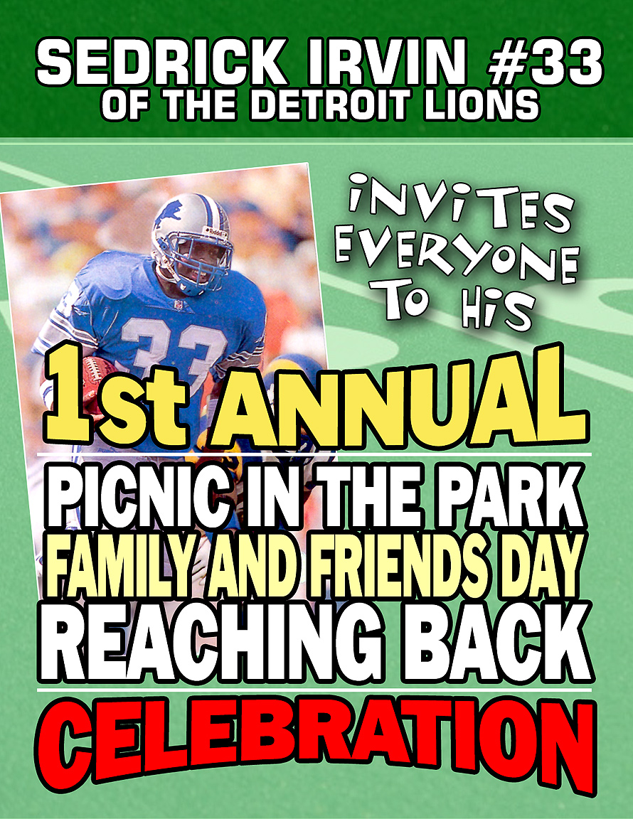 First Annual Picnic in the Park