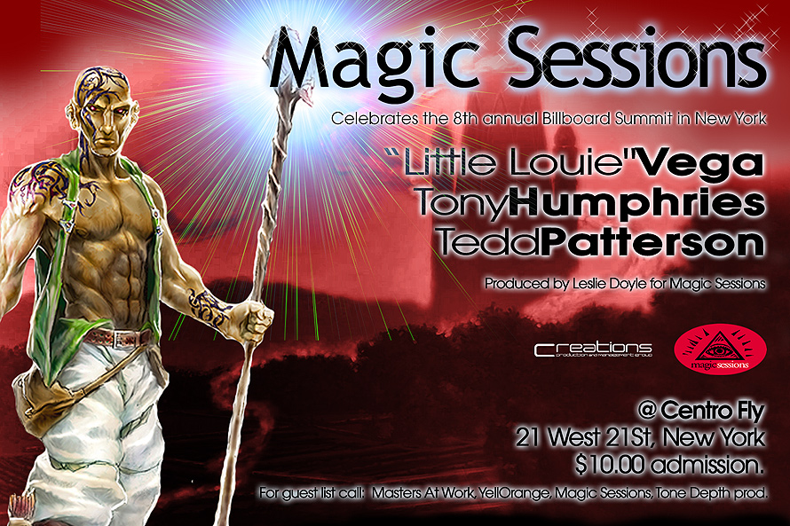 Magic Sessions at Centro Fly