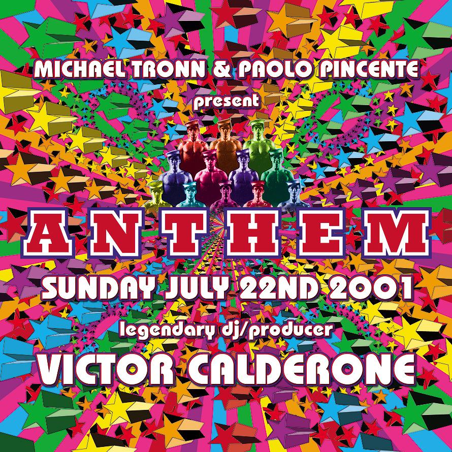Anthem Victor Calderone at Crobar