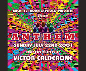Anthem Victor Calderone at Crobar - tagged with producer