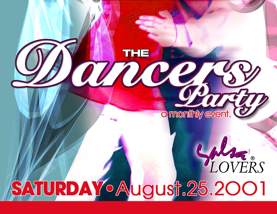 Salsa Lovers The Dancers Party at Blue Hall