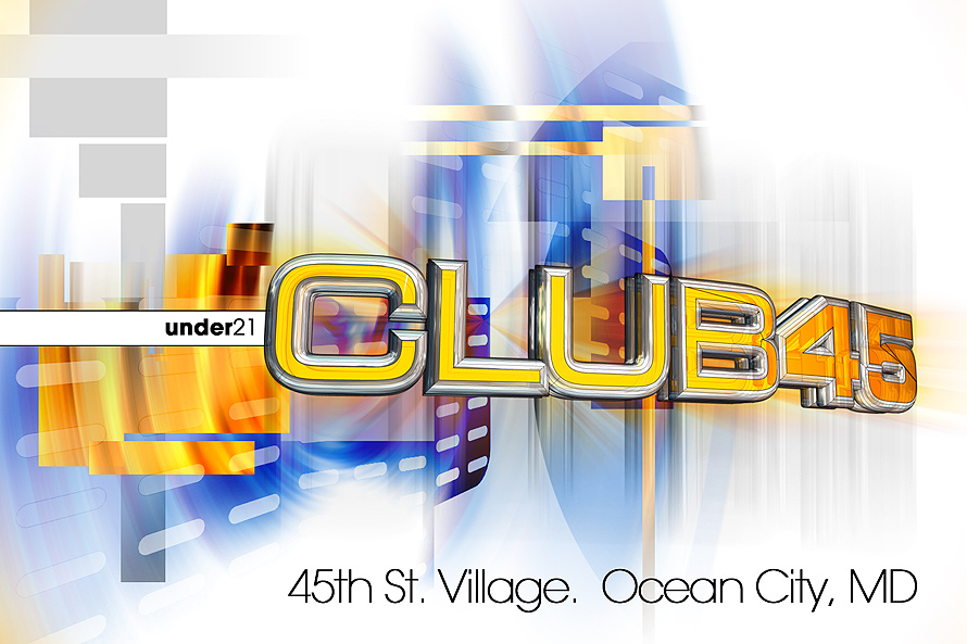 Under 21 at Club 45