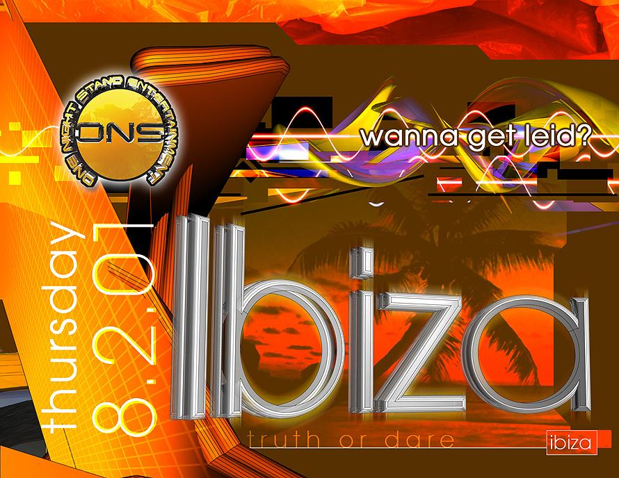 Ibiza Truth or Dare at La Covacha