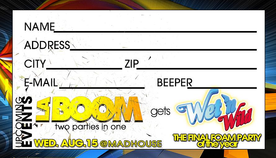 Ibiza at Mad House
