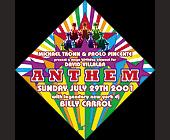 Anthem with Legendary New York DJ Billy Carrol - tagged with david villalba
