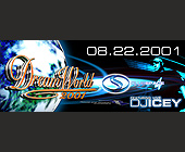 Pre Sale Dream World at Club Space - tagged with 305.553.4555