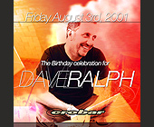 Dave Ralph Birthday Celebration at Crobar - tagged with 312.413.7000