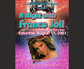 Carnival Productions Presents A Night with France Joli - Hotels