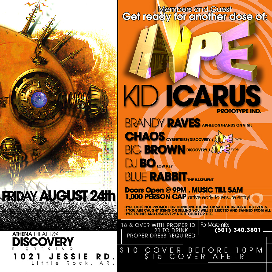 Hype at Discovery Nightclub