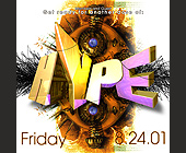 Hype at Discovery Nightclub - tagged with industrial