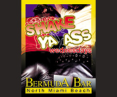 Shake Your Ass Wednesdays at Bermuda Bar - tagged with 305.945.0196