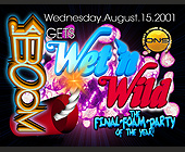 La Boom Gets Wet 'n Wild at Mad House - tagged with 305.556.7570