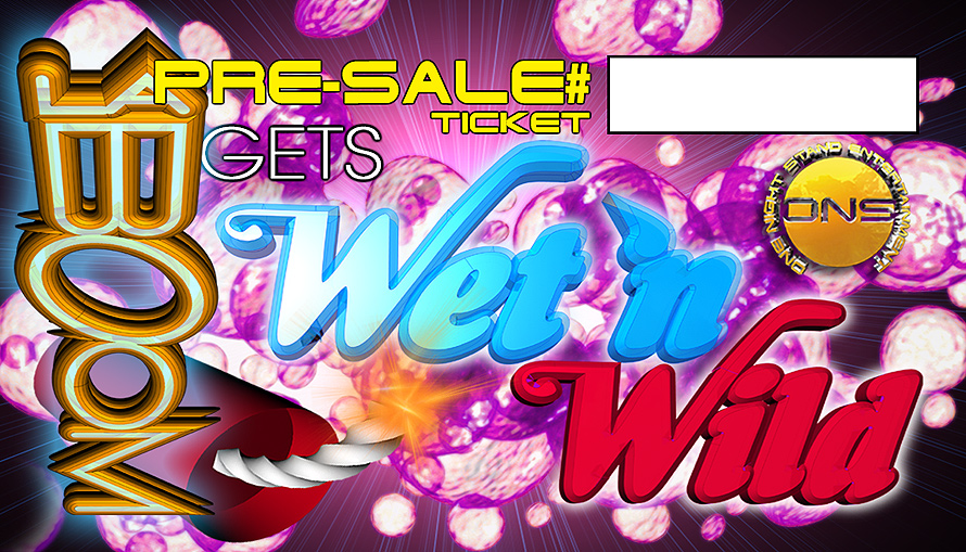 Pre Sale Tickets for 3Sixty Wet and Wild at Club 609