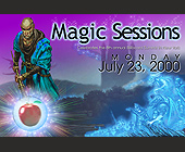 Magic Sessions at Centro Fly - Nightclub