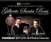 Gilberto Santa Rosa - tagged with atlanta
