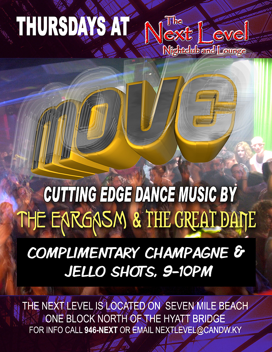 Move at The Next Level Nightclub and Lounge