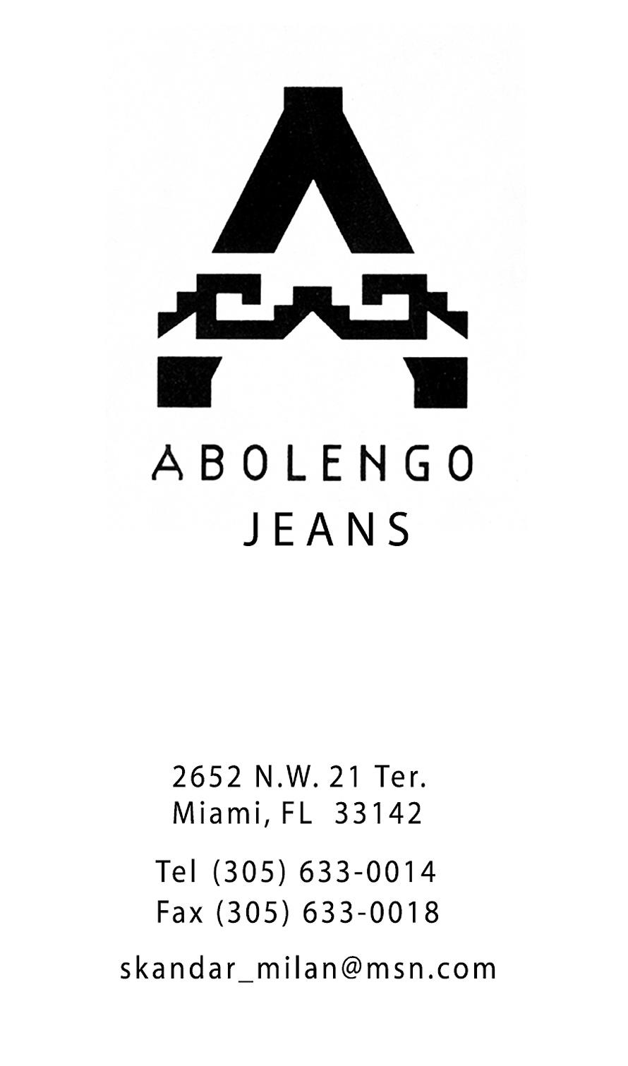 Abolengo Jeans