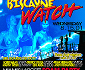 Biscayne Watch at Mad House - 1200x1275 graphic design