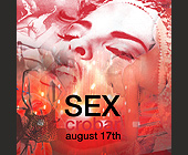 Sex at Crobar - tagged with sex