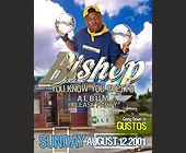 Bishop Album Release Party at Gusto's - Bars Lounges
