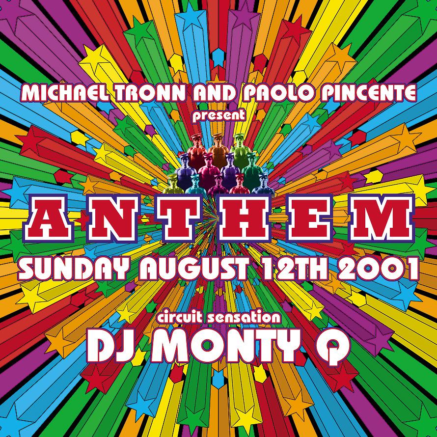 Anthem August at Crobar