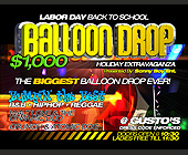 Ballroon Drop at Gusto's - tagged with hiphop