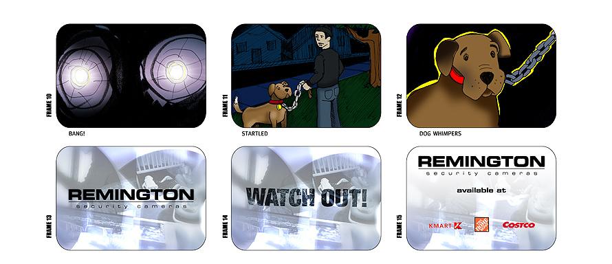 Remington Security Cameras