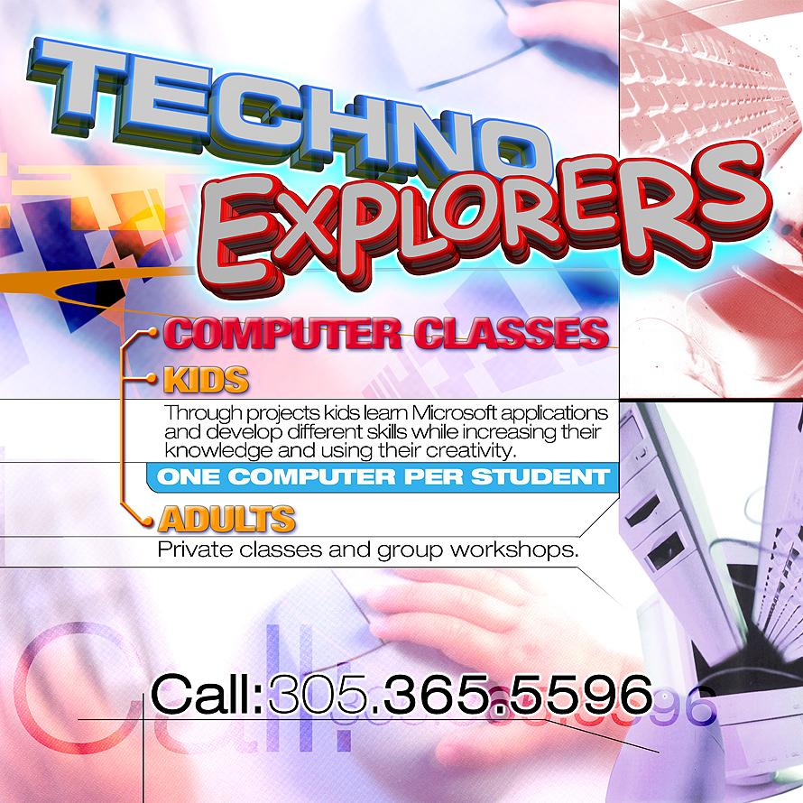 Techno Explorers Tutoring and Homework Clinic