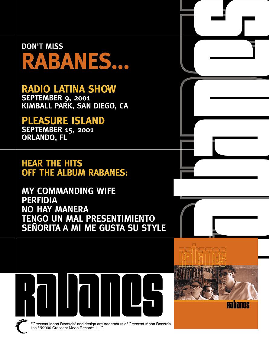 Rabanes Latin Show