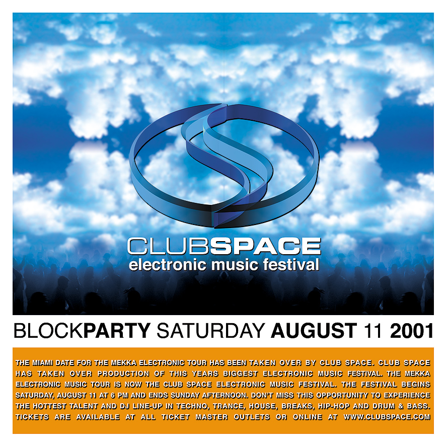Block Party at Club Space