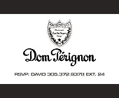 Dom Perignon RSVP at Club Space Downtown Miami - tagged with 305.372.9378