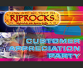 Riprocks Nightclub and Sports Grill Customer Appreciation Party - tagged with Riprocks