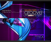 The Groove at CityWalk - tagged with geometric