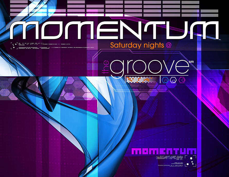 Momentum Saturday Nights at The Groove