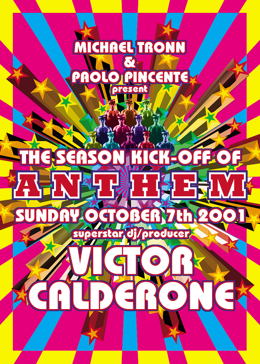 The Season Kickoff of Anthem