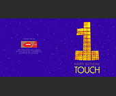 Happy Birthday Touch - Touch Modern Influenced Grill Graphic Designs