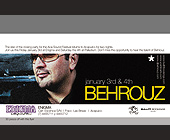 Enigma Behrouz - Music Industry Graphic Designs