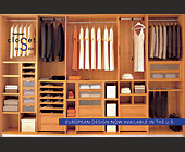 European Closet Design - Retail
