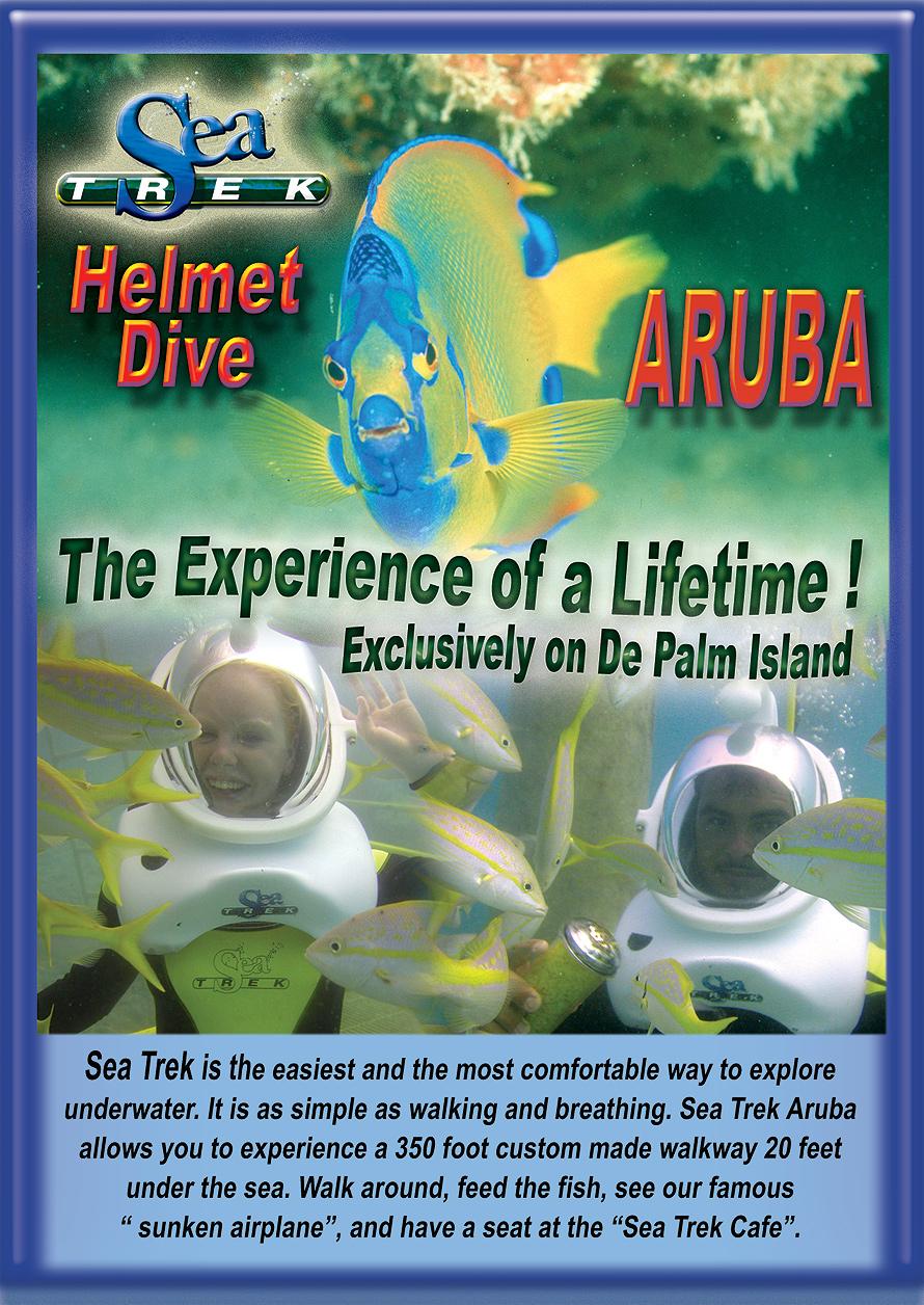 Sea Trek Helmet Drive